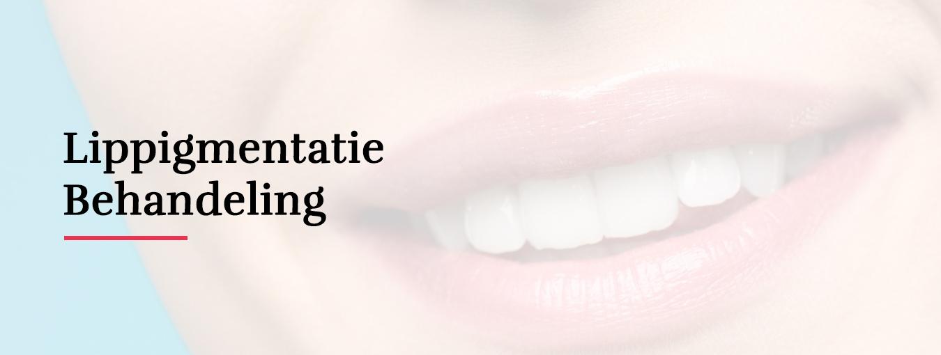 wat is lippigmentatie